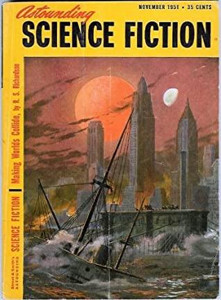 Astounding Science Fiction November 1951, Vol. 48, No. 3 by Hal Clement, H.B. Fyfe, R.S. Richardson, John W. Campbell Jr., Frank M. Robinson