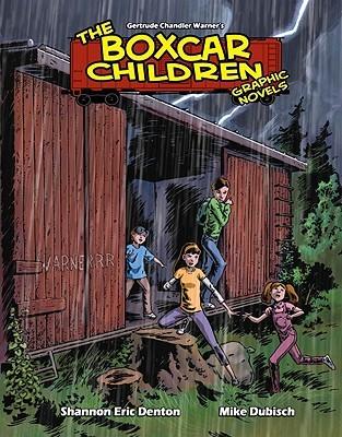 Boxcar Children by Gertrude Chandler Warner, Shannon Eric Denton, Mike Dubisch