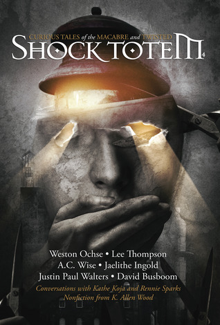 Shock Totem 4: Curious Tales of the Macabre and Twisted by A.C. Wise, Justin Paul Walters, Michael Penkas, Tom Bordonaro, Weston Ochse, David Busboom, Kathe Koja, Jaelithe Ingold, Lee Thompson, K. Allen Wood, John Boden, Rennie Sparks