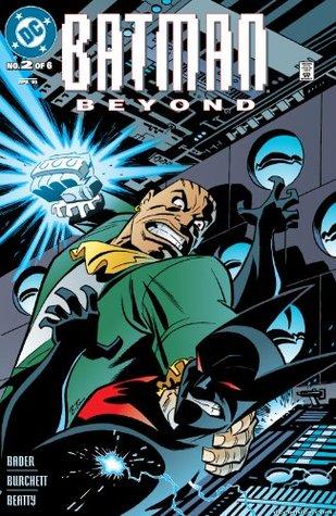 Batman Beyond (1999) #2 by Hilary J. Bader, Rick Burchett