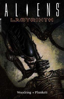 Aliens: Labyrinth by Jim Woodring, Kilian Plunkett