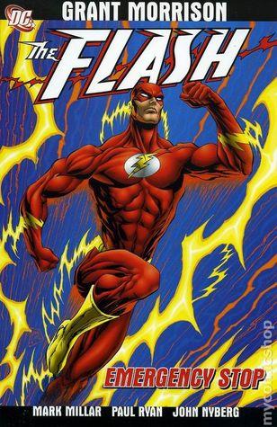 The Flash: Emergency Stop by Paul Ryan, Grant Morrison, John Nyberg, Mark Millar