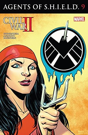 Agents of S.H.I.E.L.D. #9 by Ario Anindito, German Peralta, Mike Norton, Marc Guggenheim