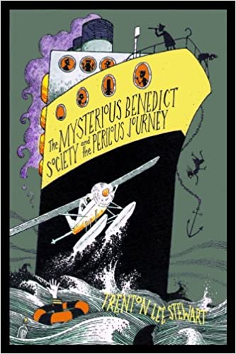 The Mysterious Benedict Society and the Perilous Journey by Trenton Lee Stewart