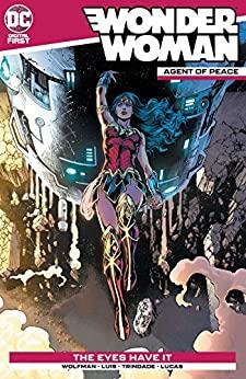 Wonder Woman: Agent of Peace #10 by Jonas Trindade, Marv Wolfman, José Luís