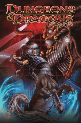 Dungeons & Dragons Classics Volume 2 by Jeff Grubb, Dan Mishkin, Jan Duursema