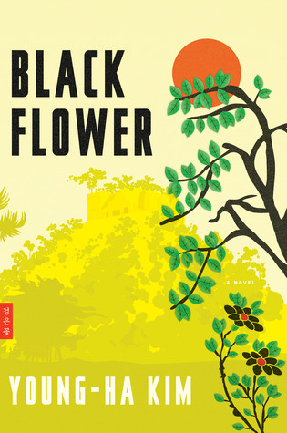 Black Flower by Young-Ha Kim, Charles La Shure