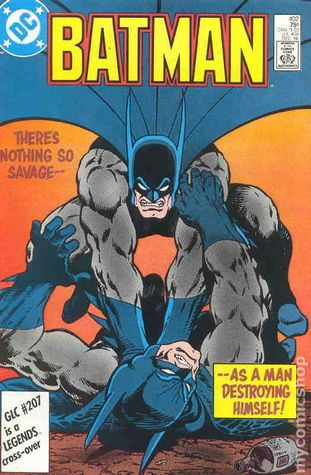 Batman #402 by Max Allan Collins