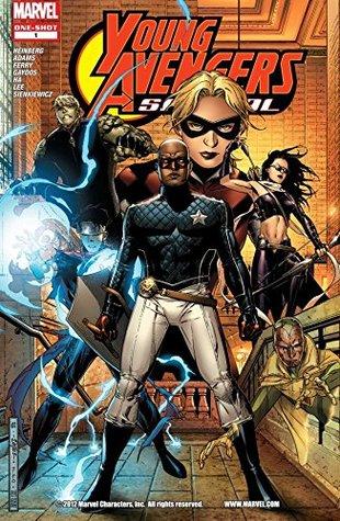 Young Avengers Special #1 by Pasqual Ferry, Allan Heinberg, Michael Gaydos, Bill Sienkiewicz, Gene Ha, Jae Lee, Neal Adams