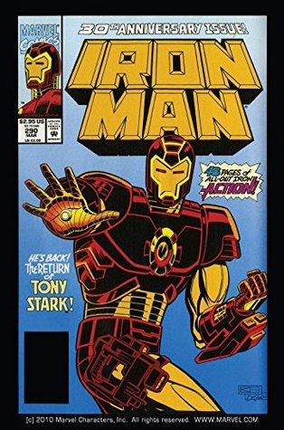 Iron Man #290 by Steve Mitchell, Kevin Hopgood, Ariane, Len Kaminski
