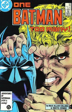 Batman #403 by Max Allan Collins