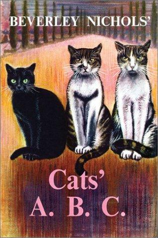 Cats' A. B. C by Juliet Clutton-Brock, Beverley Nichols
