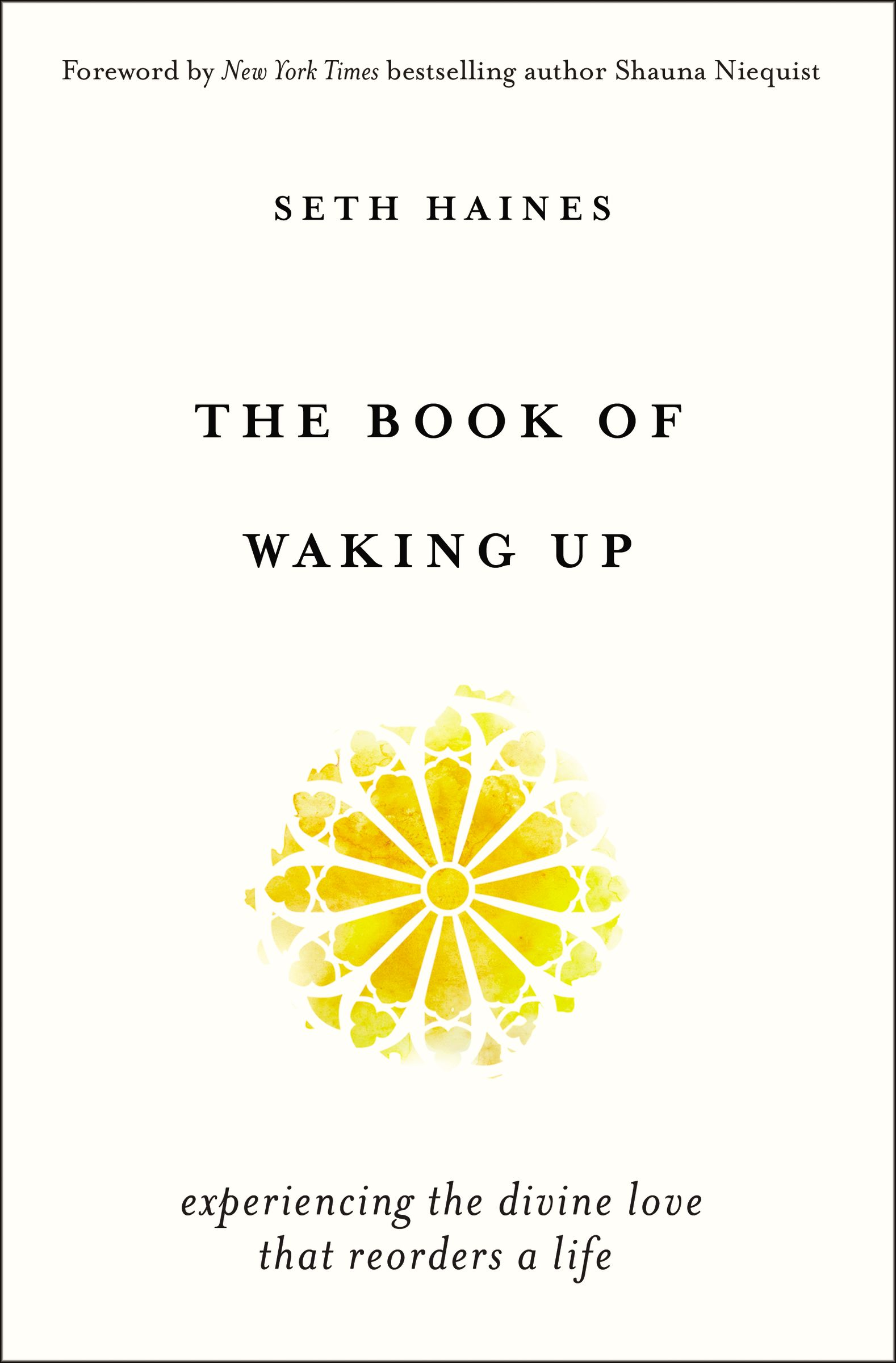 The Book of Waking Up: Experiencing the Divine Love That Reorders a Life by Seth Haines