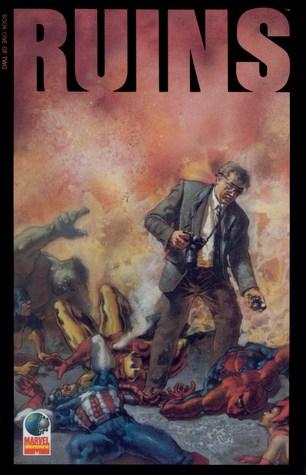 Ruins: Men On Fire by Cliff Nielsen, Terese Nielsen, Warren Ellis