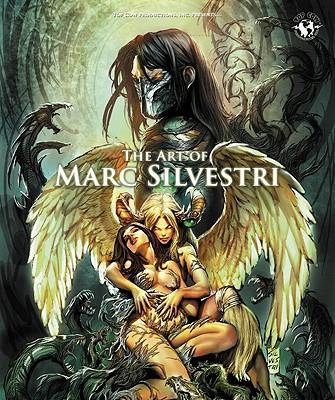 Art of Marc Silvestri by Marc Silvestri