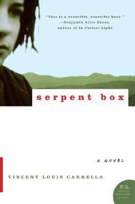 Serpent Box: A Novel by Vincent Louis Carrella