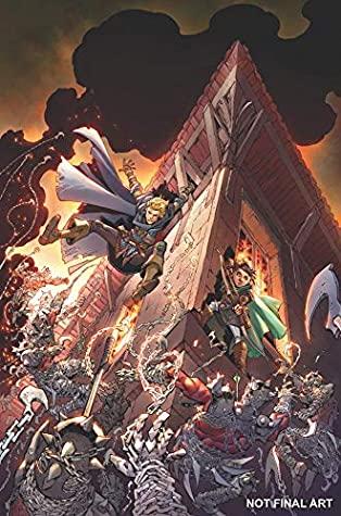 Dungeons & Dragons: Infernal Tides #3 (of 5) by Max Dunbar, Jim Zub