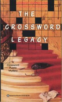 The Crossword Legacy by Henry Hook, Herbert Resnicow