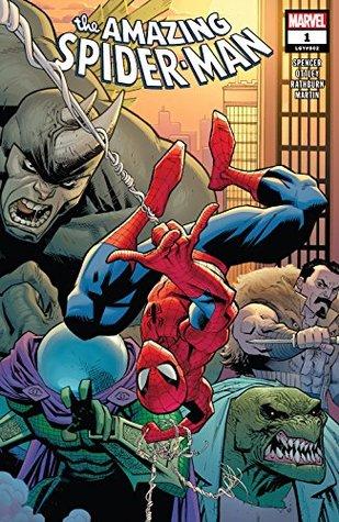 Amazing Spider-Man (2018-) #1 by Nick Spencer, Ryan Ottley