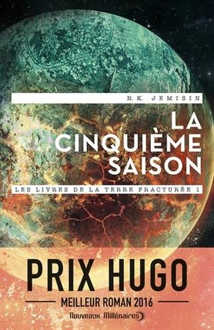 La Cinquième Saison by N.K. Jemisin, Michelle Charrier