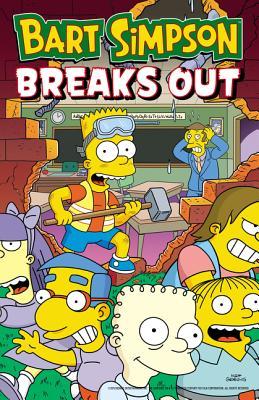 Bart Simpson Breaks Out by Matt Groening