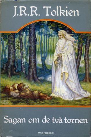 Sagan om de två tornen by J.R.R. Tolkien