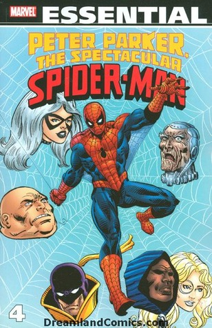 Essential Peter Parker, the Spectacular Spider-Man, Vol. 4 by Fred Hembeck, Bob Benatale, Roger Stern, Ron Frenz, Dave Simons, Al Milgrom, Bill Mantlo, Kerry Gammill, Greg LaRocque, Sal Buscema