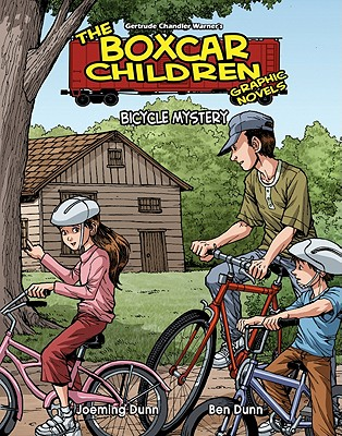 Bicycle Mystery by Joeming Dunn