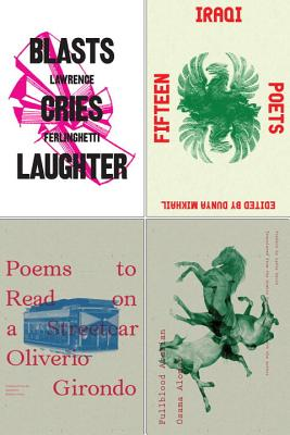 The New Directions Poetry Pamphlets 9-12 by Osama Alomar, Lawrence Ferlinghetti, Oliverio Girondo