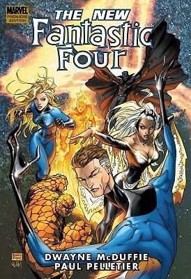 Fantastic Four: The New Fantastic Four by Dwayne McDuffie, Paul Pelletier