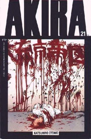 Akira, #21: The Rage and The Torment by Katsuhiro Otomo
