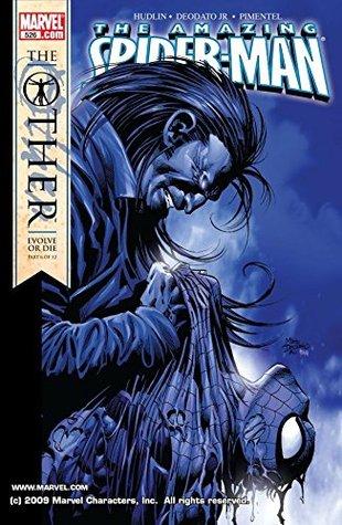 Amazing Spider-Man (1999-2013) #526 by Joe Pimentel, Mike Deodato, Matt Milla, Reginald Hudlin, Mike Wieringo