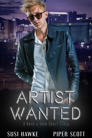 Artist Wanted by Susi Hawke, Piper Scott