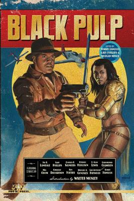 Black Pulp by Gar Anthony Haywood, Christopher Chambers, Michael Gonzales