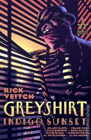 Greyshirt: Indigo Sunset by Rick Veitch, David Lloyd, Frank Cho