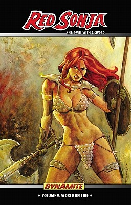 Red Sonja: She Devil with a Sword Volume 5 by Michael Avon Oeming, Brian Reed
