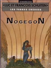 Nogegon by Luc Schuiten, François Schuiten