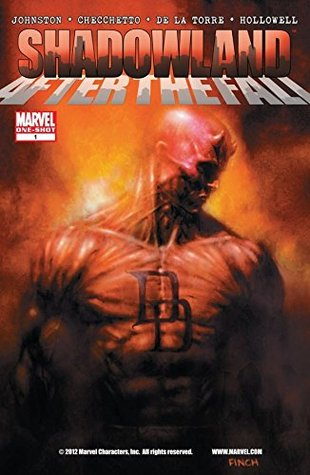 Shadowland: After the Fall #1 by Rob DeLatorre, Marco Checchetto, Antony Johnston, Morry Hollowell