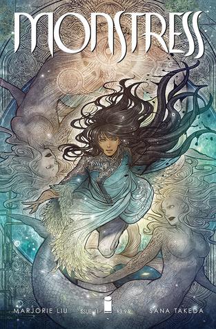 Monstress #11 by Sana Takeda, Marjorie M. Liu
