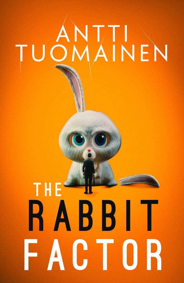 The Rabbit Factor by Antti Tuomainen