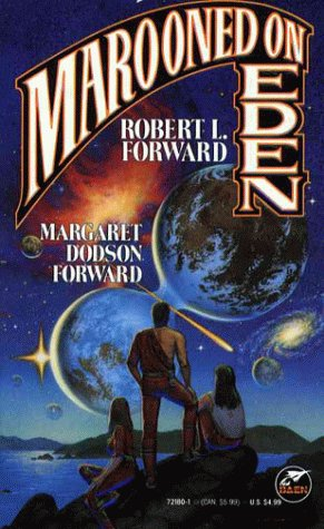 Marooned on Eden by Martha Dodson Forward, Robert L. Forward