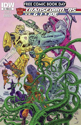 Transformers Vs. G.I. Joe #0 by John Barber, Tom Scioli
