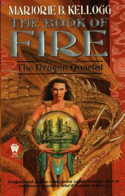 The Book of Fire by Marjorie B. Kellogg