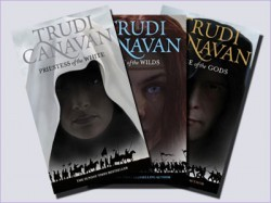 Age of the Five Trilogy by Trudi Canavan