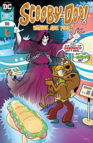Scooby-Doo, Where Are You? (2010-) #106 by Randy Elliott, Silvana Brys, Sholly Fisch, John Delaney, Earl Kress, Terry Beatty