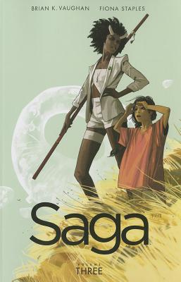 Saga Volume 3 by Brian K. Vaughan