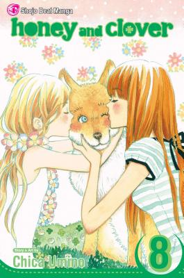 Honey and Clover, Vol. 8 by Chica Umino