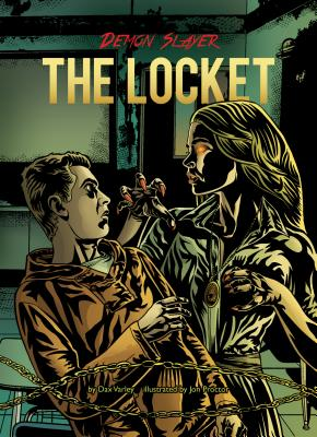 Book 3: The Locket by Dax Varley