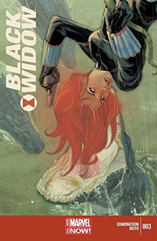 Black Widow #3 by Nathan Edmondson, Phil Noto