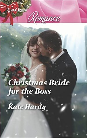 Christmas Bride for the Boss by Kate Hardy